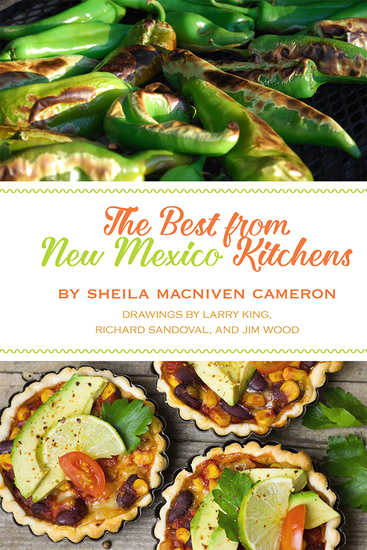 The Best from New Mexico Kitchens - cover