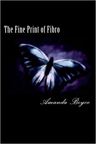 The Fine Print of Fibro - cover