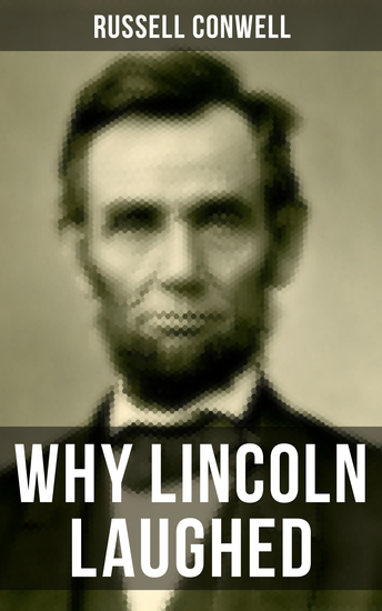 Why lincoln laughed - cover