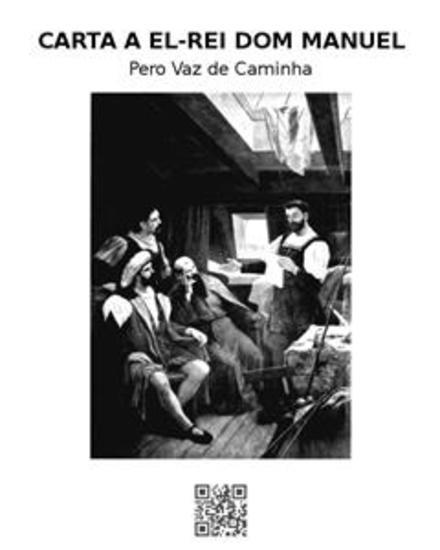 Carta a El-Rei Dom Manuel - cover