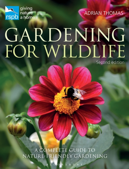 RSPB Gardening for Wildlife - New edition - cover