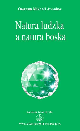 Natura ludzka a natura boska - cover