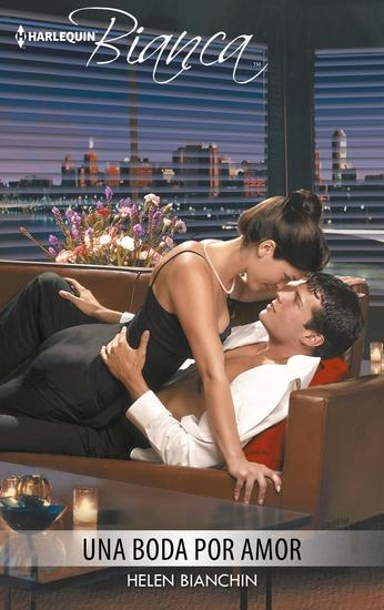 Una boda por amor - cover