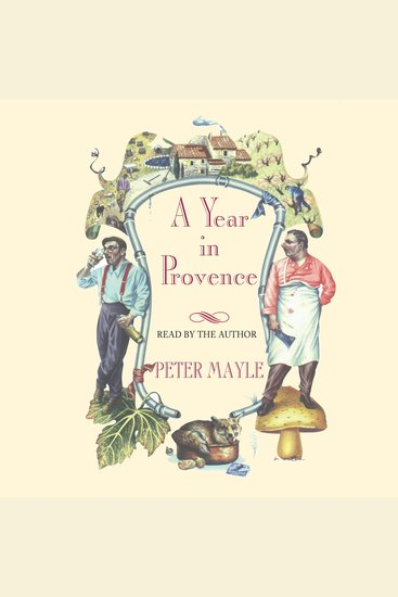 A Year in Provence - cover