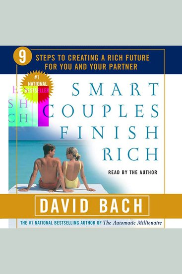 Smart Couples Finish Rich - Nine Steps to Creating a Rich Future for You and Your Partner - cover