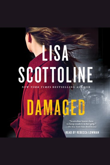 Damaged - A Novel - cover