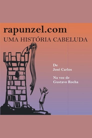 Rapunzelcom - Uma história cabeluda - cover