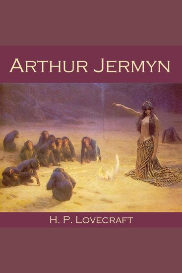 Arthur Jermyn - cover
