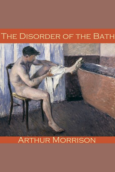 The Disorder of the Bath - cover