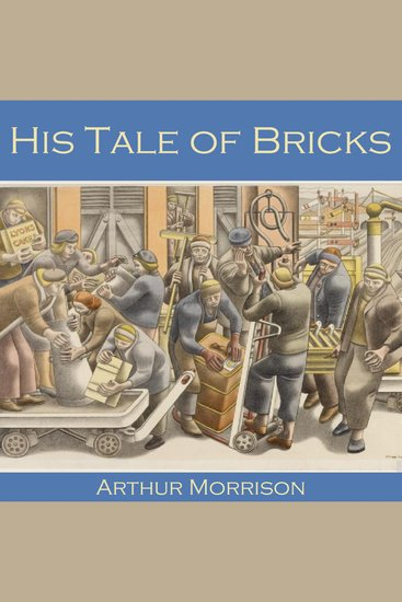 His Tale of Bricks - cover