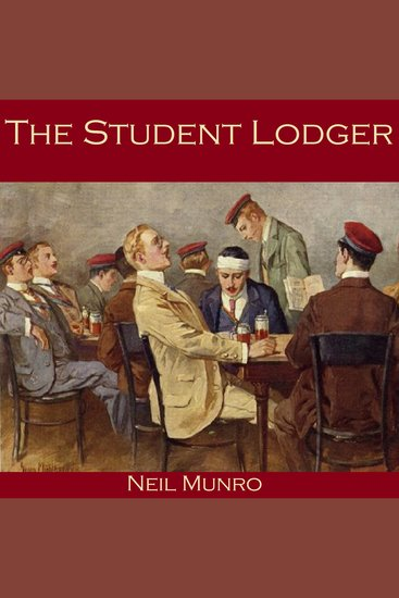 The Student Lodger - cover