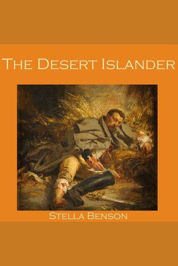 The Desert Islander - cover