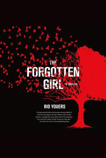 The Forgotten Girl - A Thriller - cover