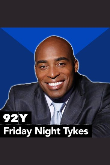 Friday Night Tykes - Tiki Barber and Bart Scott and Panel on the State of Youth Football - cover