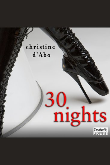 30 Nights - The 30 Book 2 - cover