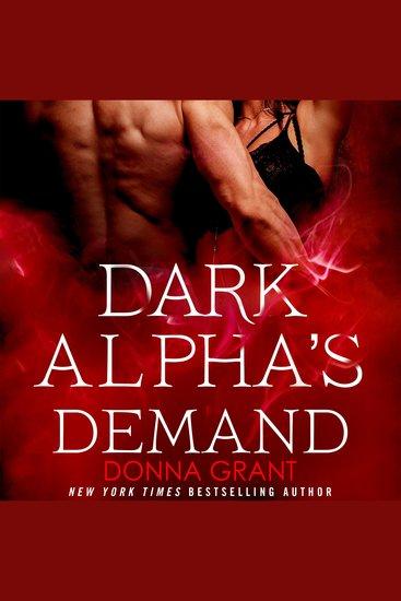 Dark Alpha's Demand - A Reaper Novel - cover