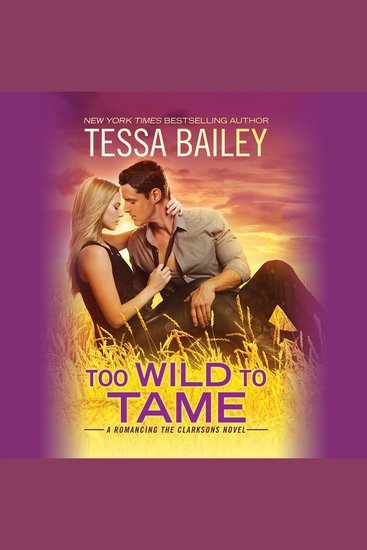 Too Wild to Tame - cover