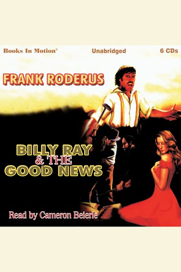 Billy Ray and the Good News - cover