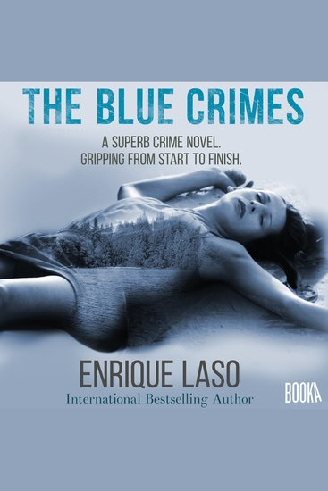 The Blue Crimes - cover