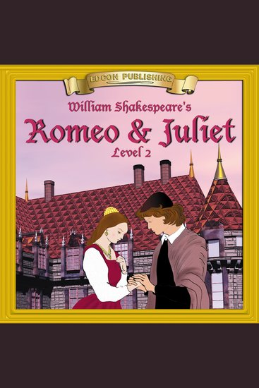 Romeo and Juliet (Easy Reading Shakespeare) - Level 2 - cover