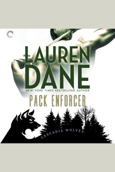 Pack Enforcer - Cascadia Wolves Book 2 - cover