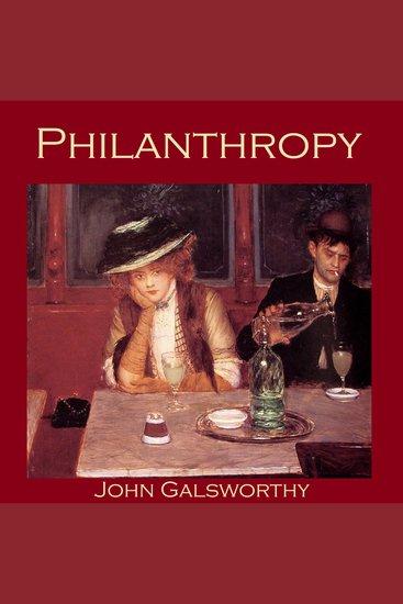 Philanthropy - cover