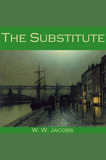 The Substitute - cover