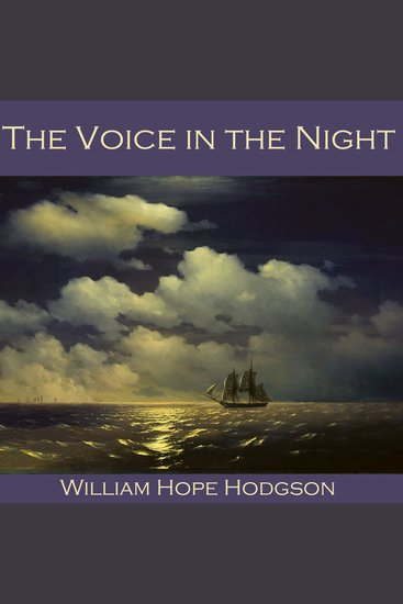 The Voice in the Night - cover