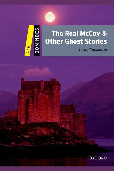 The Real McCoy & Other Ghost Stories - cover