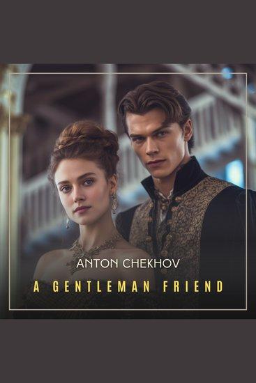 A Gentleman Friend - cover