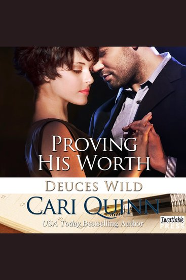 Proving His Worth - Deuces Wild #3 - cover
