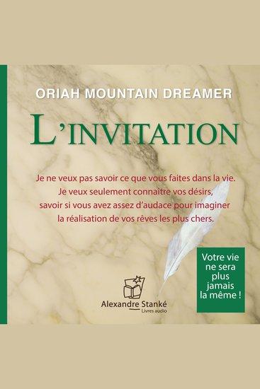 L'invitation - cover