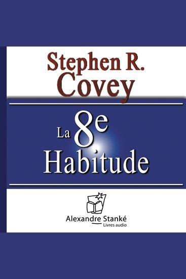 La 8e habitude - cover