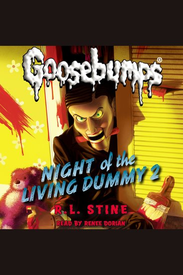 Classic Goosebumps #25 - Night of the Living Dummy 2 - cover