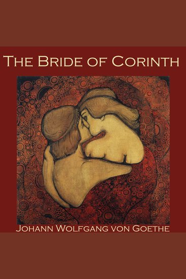 The Bride of Corinth - cover