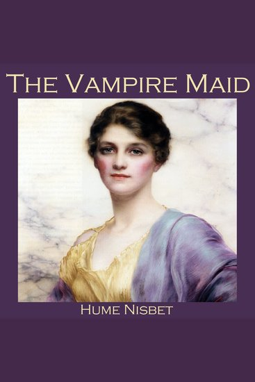 The Vampire Maid - cover