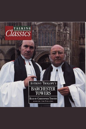 Barchester Towers - cover