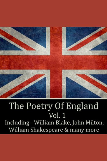 The Poetry of England Volume 1 - cover