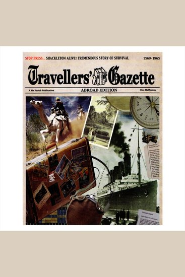 Travellers' Gazette: Abroad Edition - cover
