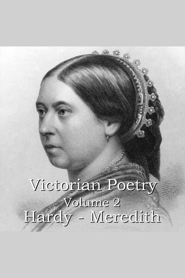 Victorian Poetry Volume 2 - cover