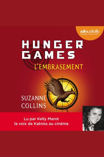 Hunger Games II - L'Embrasement - cover