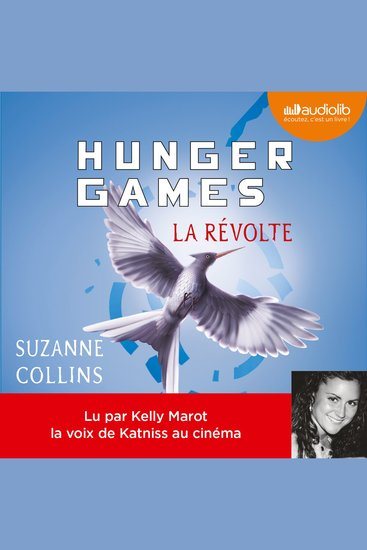 Hunger Games III - La Révolte - cover