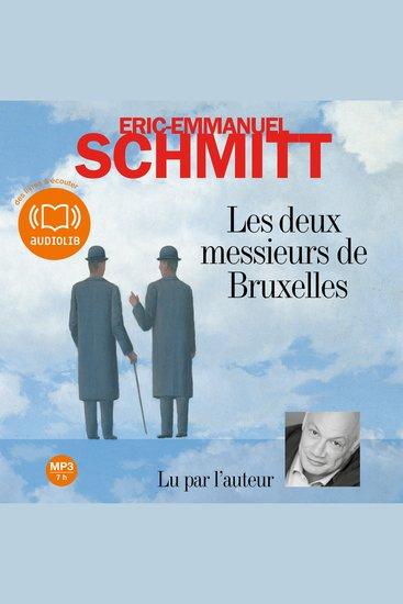 Les deux messieurs de Bruxelles - cover