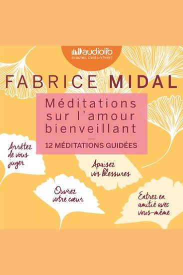 Méditations sur l'amour bienveillant - cover