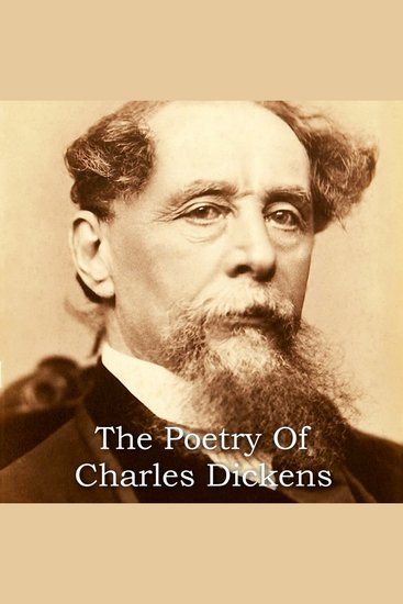 The Poetry of Charles Dickens - cover