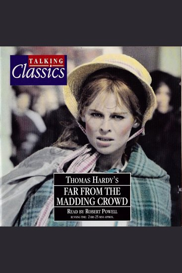 Far From The Madding Crowd - cover