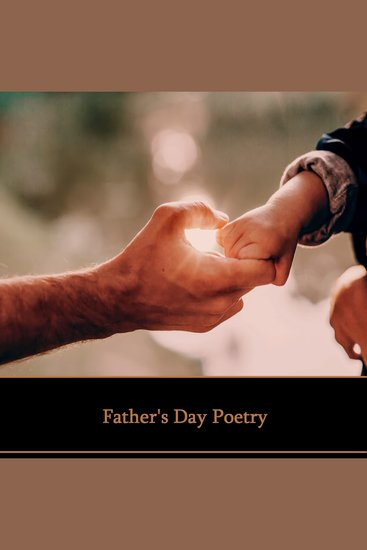 Father's Day Poetry - cover