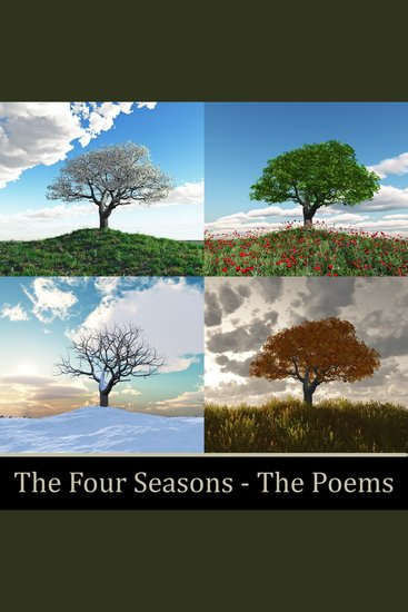 The Poetry of the Four Seasons - cover