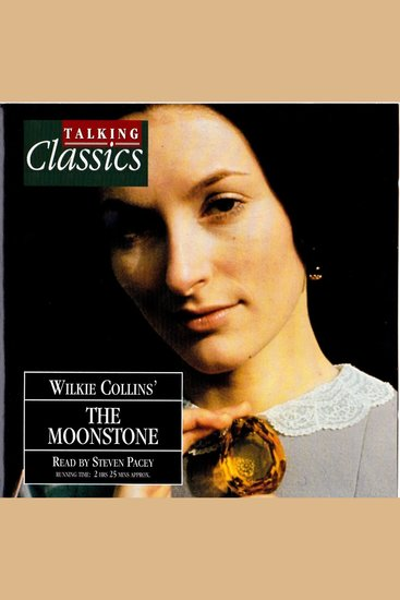 The Moonstone - cover