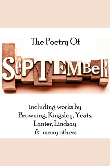 The Poetry of September - cover
